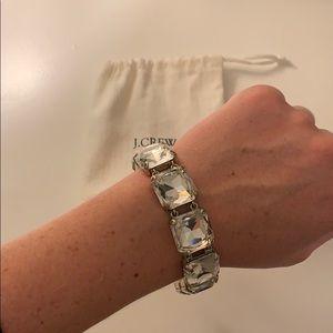 Jcrew gemstone bracelet